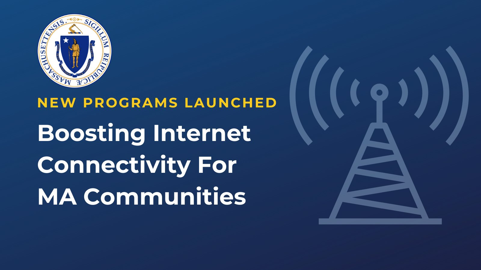 3 programs to boost internet connectivity for residents across MA