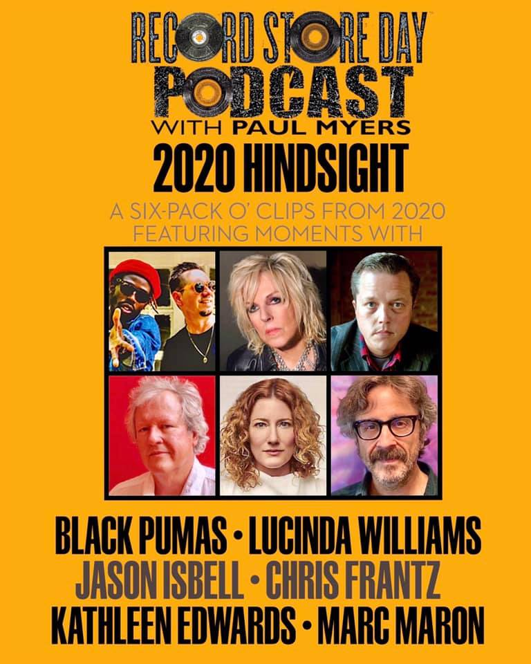 Not everything in 2020 was a downer. There were some excellent conversations on the #RSDPodcast, and host @pulmyears has picked a few choice moments for this latest episode. Listen in and get excited about what's to come in 2021.