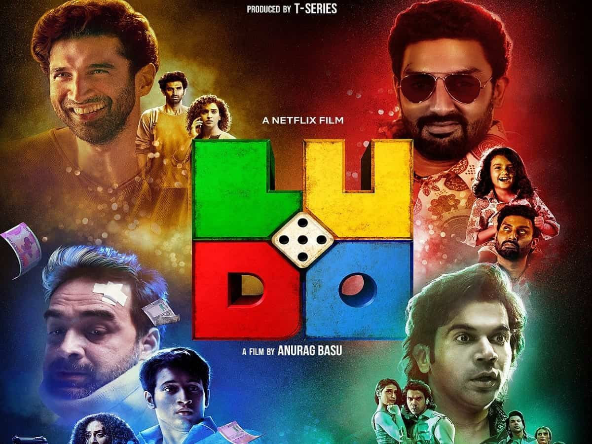 #Ludo is an engaging, entertaining, exciting and extremely different movie! It's a complex yet a simple movie! 5 parallels stories! Great acting by each and everyone! The direction is super good! And the music is lovely! My favourite movie of 2020❤️ #LudoOnNetflix