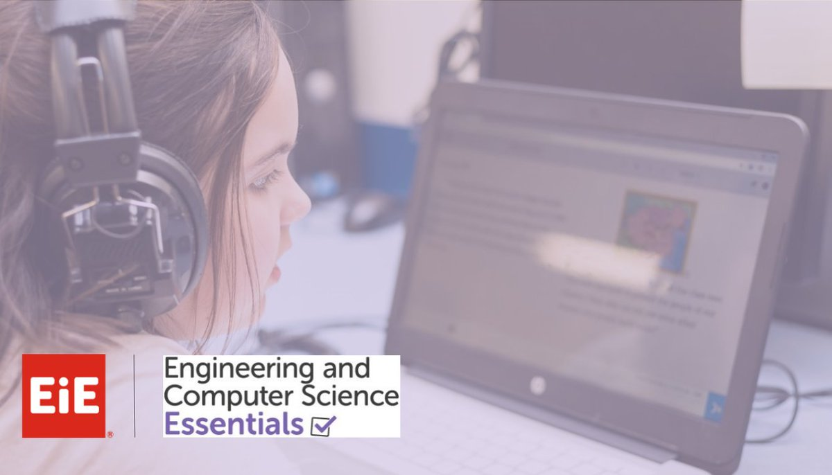 It's nearly the New Year and we are ready to recap all things #ComputerScience with you.  ▶️ The STEM Gap ▶️ Free #CSEdWeek activities and webinars ▶️ Integrating EiE Habits of Mind in CS Check out our top #CSeducation blog posts at