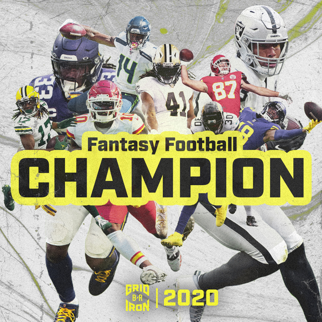Congrats to everyone who won their fantasy league.   Titles are forever 🏆 https://t.co/xEj3Opongp