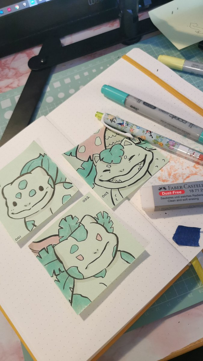 Drawing every Pokemon live!! I'm live for the next 10 hours so come hang out and grab one for yourself!  #twitchstreamer #Pokemon #TwitchPartner