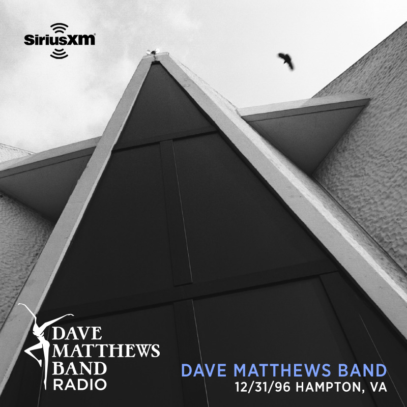 The Friday Night Concert Series continues on January 1st, 2021: tune in to @SIRIUSXM @davematthewsbnd Radio at 8PM ET and listen to DMB live in Hampton, VA on 12/31/96.  Encores: Sat 1/2 at 9 am & 3 pm ET; Sun 1/3 at 11 am & 5 pm ET; Mon 1/4 at 1 am & 12 pm ET; Tue 1/5 at 4 pm ET