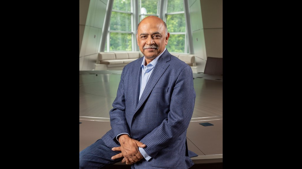 We welcomed our new CEO, Arvind Krishna.