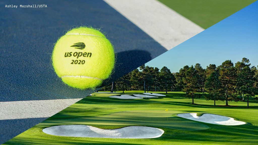 During the US Open and the Masters, we delivered immersive digital experiences for tennis and golf fans around the world.