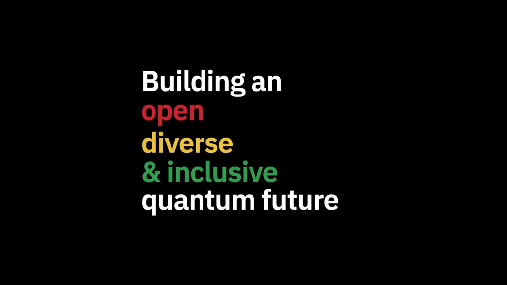 We announced our collaboration with 13 HBCUs to build an open, diverse, and inclusive quantum future.