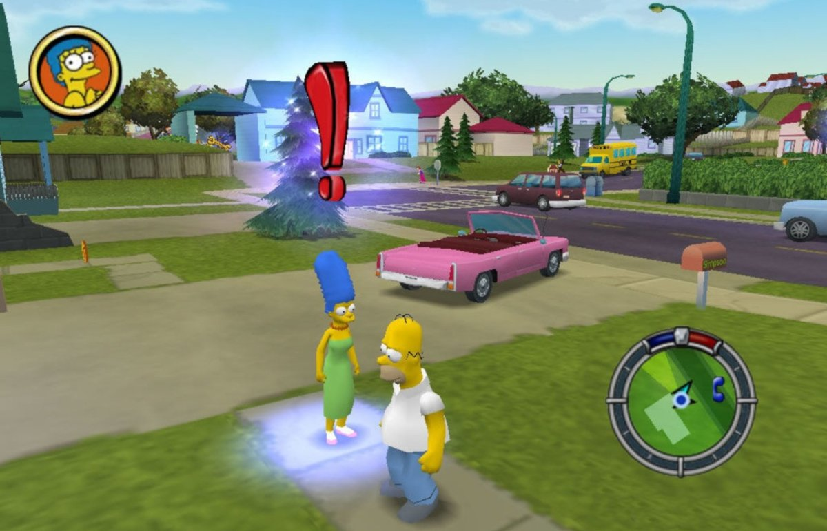 Replying to @NerdOutMusic: Forget #Cyberpunk2077 or #GTA6 I want a new Simpsons Hit & Run game