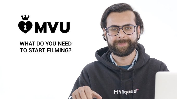 We're back at it for #MVUniversity with Episode 3: Filming Basics 🎓  In this episode MV Team Member Faiz