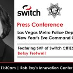 Image for the Tweet beginning: SVP of @Switch CITIES, @BetsyFretwell