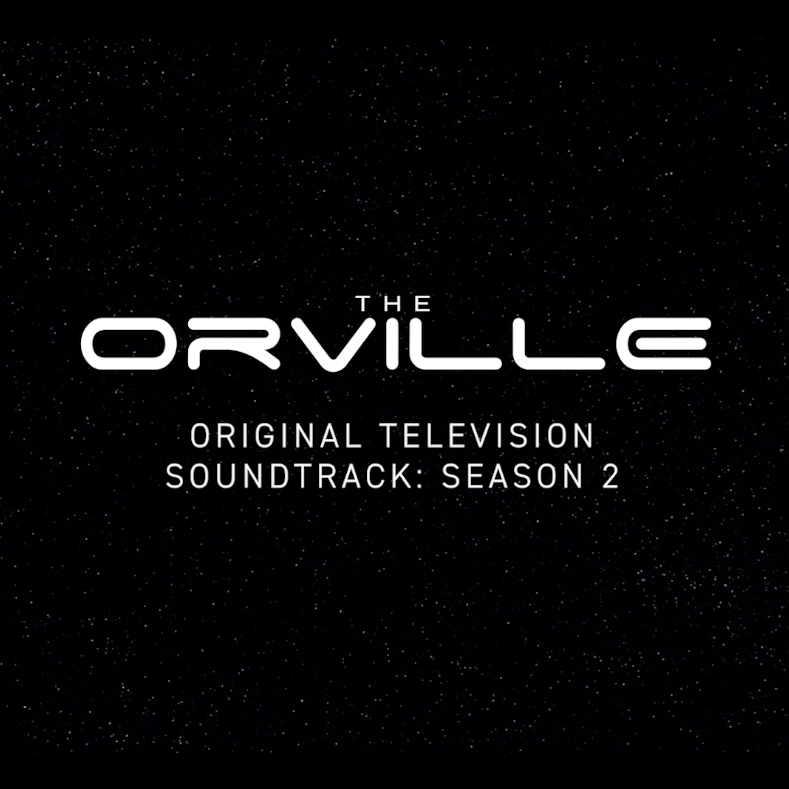 It's coming... #TheOrvilleSoundtrack releases on 2-disc CD January 19 and digital on January 22 via @lalalandrecords!