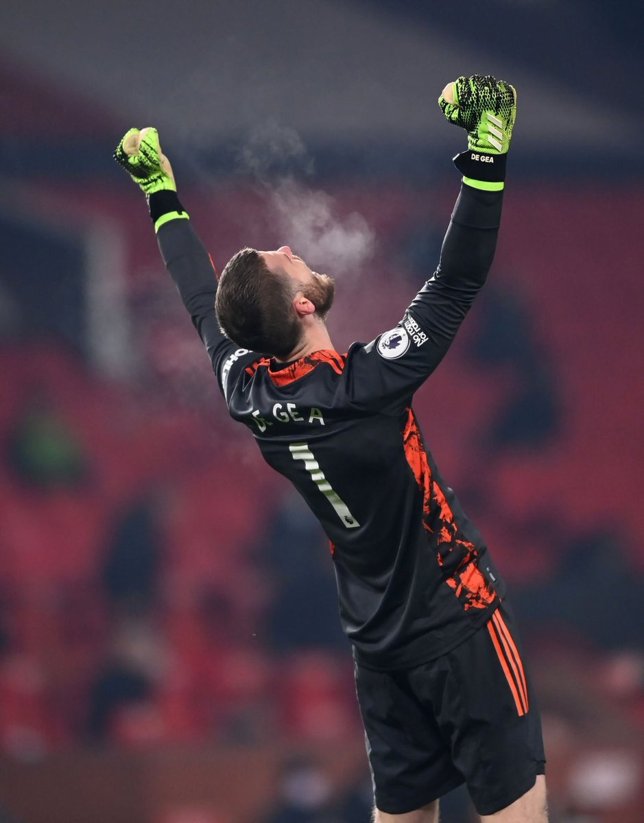 @D_DeGea Clean Sheet Is all you need