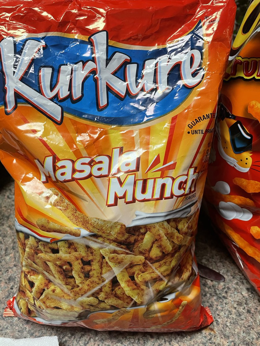 if they sell #kurkure at #Costco does this mean my people have arrived?