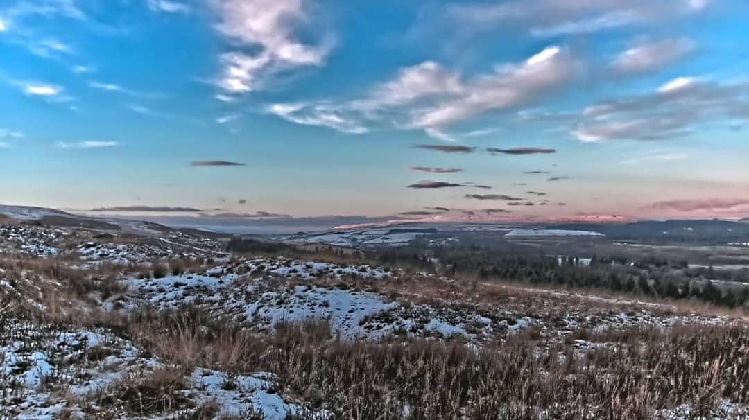 On a Cold Winter's day #Horwich #WinterHill  ©EriDroneuk #Aerial #Motion & #Picture #Videography   #DJI #drones #Canon750D #Eritrea #uk