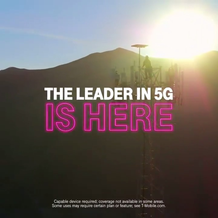 Speeds as fast as Wi-Fi? Yeah. On your phone? Yeeeaaahhh. Without Wi-Fi? BINGO!   That's the power of Ultra Capacity 5G and we're bringing it to even more places across the country every month.