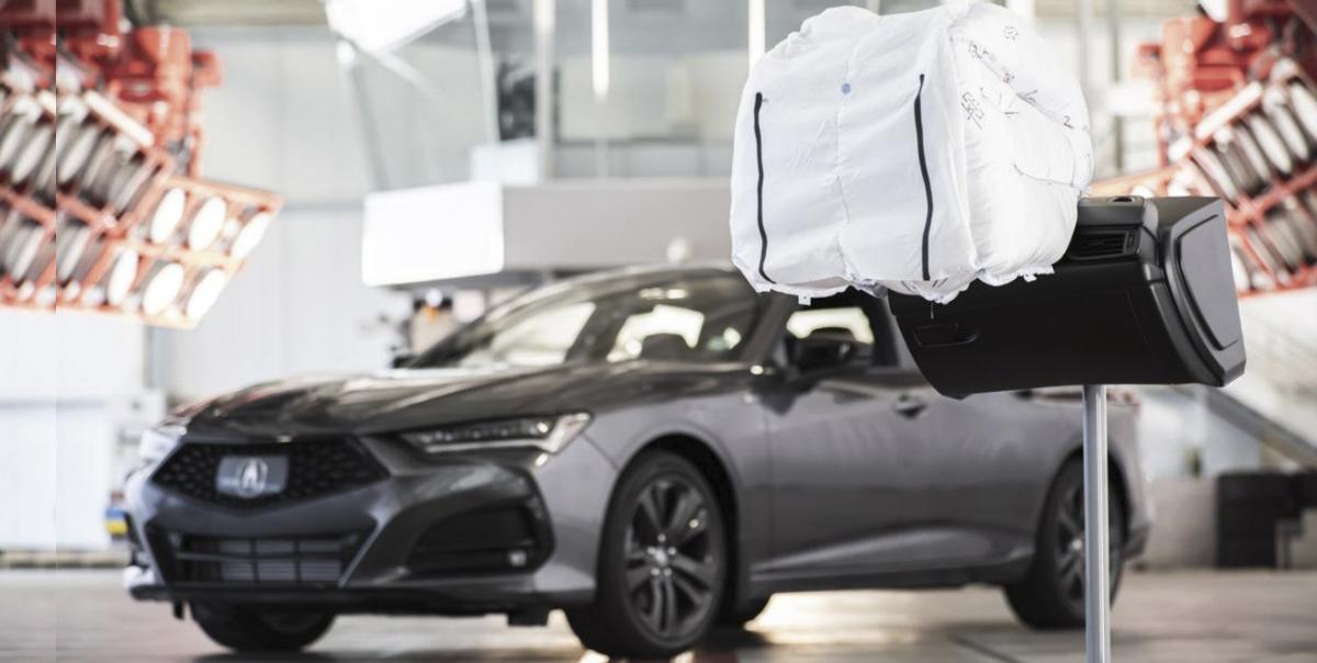 """Reconocimiento """"Best of what's new"""" a desarrollo integrado al Acura TLX 2021.   #BestOfWhatsNew"""