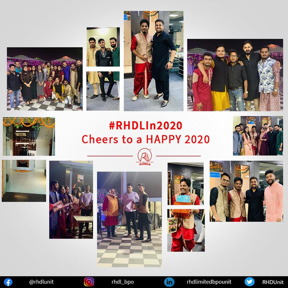 #RHDLIn2020 Celebration of #Diwali2020 at RHDL (BPO Unit) clearly showed that we are a family who celebrates the joy of festivity together. Here is a flashback of #Diwali2020 at RHDL (BPO Unit). #rhdlflashback2020  #RHDLBPO #BPO #Kanpur #Services