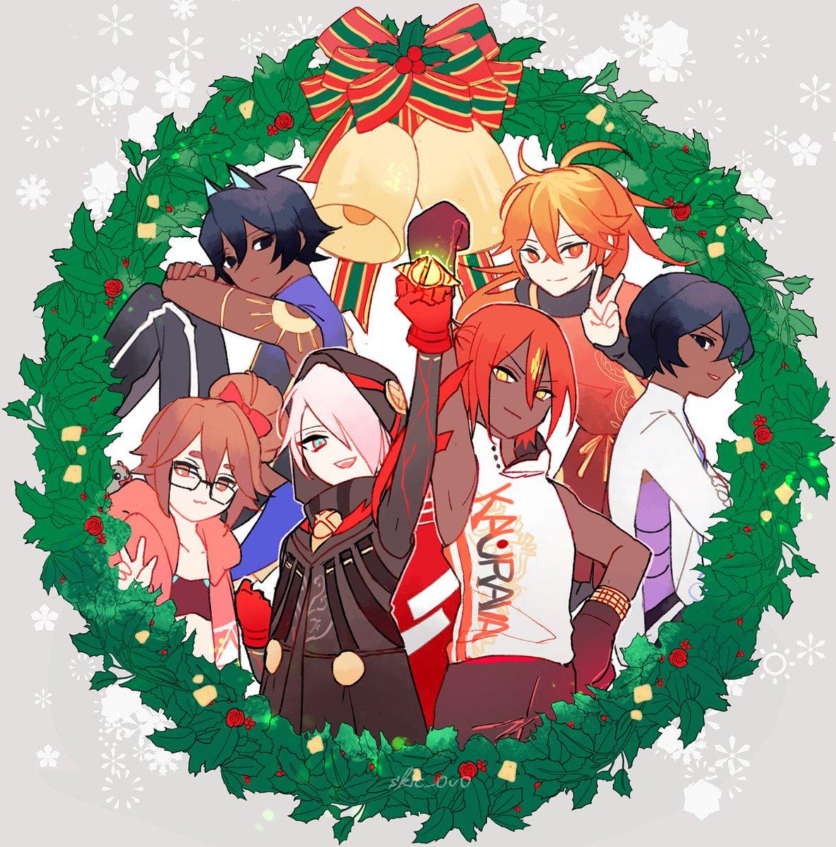 クリスマスイベント最高でしたーー!!!!!! 何もかもが可愛かったです…!!お疲れさまでした~!! ありがとうございました!!!!