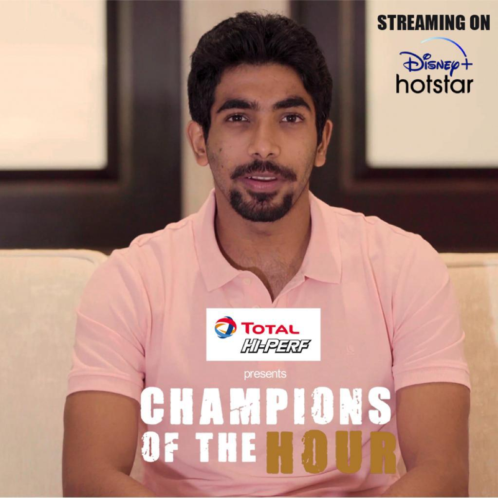 The limitless spirit of young entrepreneurs from Bangalore - Vishak and Vijay has truly made them an engine for change. Check out their inspiring story with me, only on #TotalHiPERF presents #ChampionsOfTheHour, streaming on @DisneyPlusHS   Watch here -