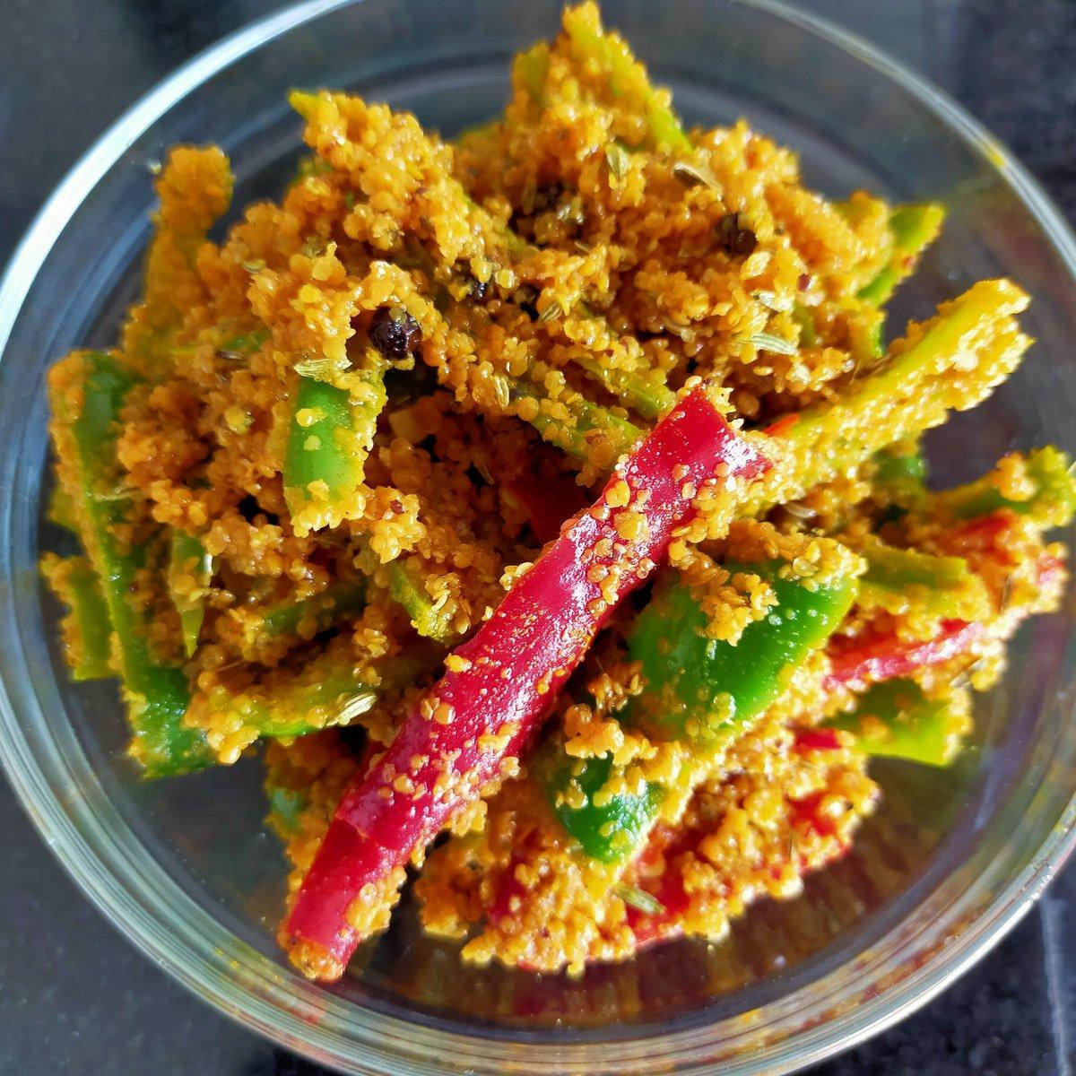 Chilli Pickle #chillies  #mirchilagitoh