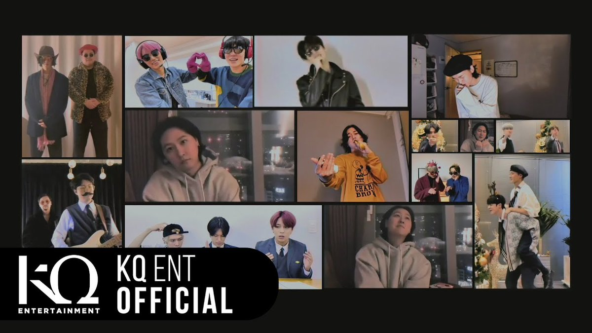 "allkpop on Twitter: ""ATEEZ, Eden, Maddox & Eden-ary tap into old-school vibes in 'Call Me Anytime' MV https://t.co/5YVbwsjzx1… """
