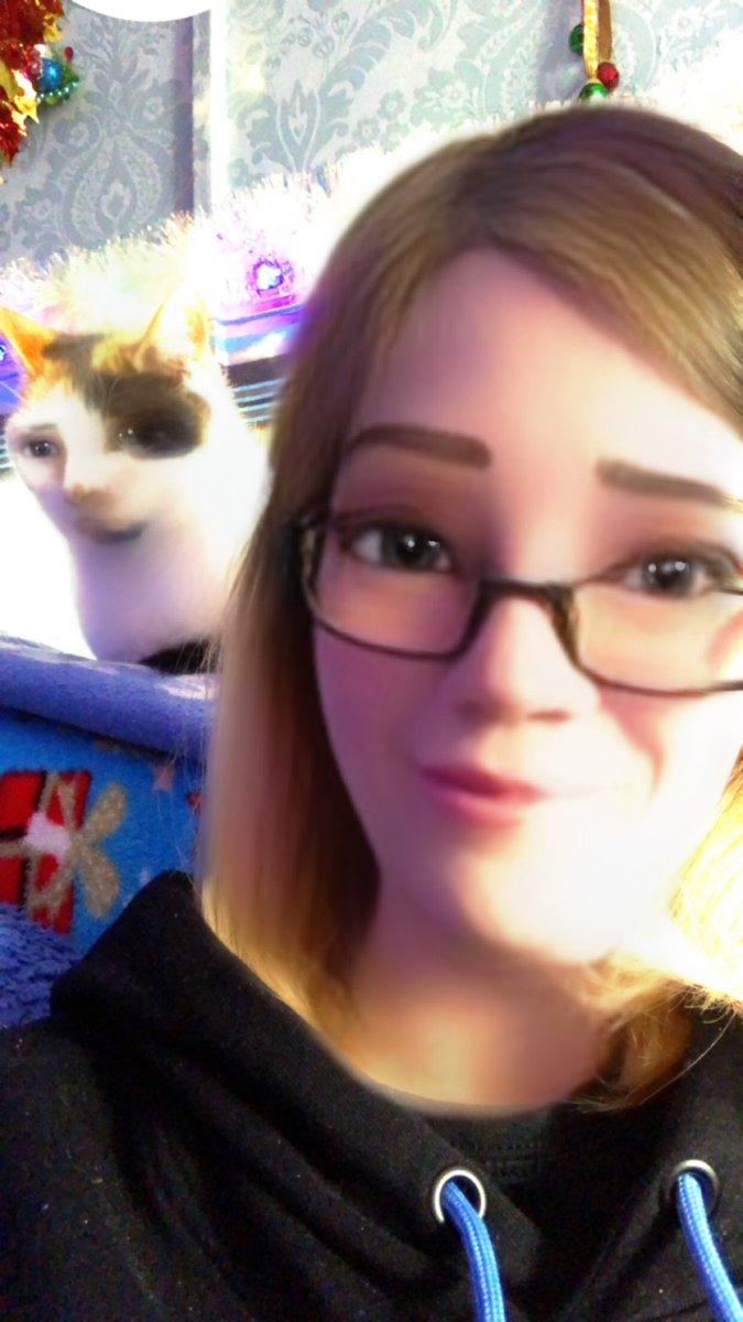 I feel like Teaka has become one of those cat paintings... XD