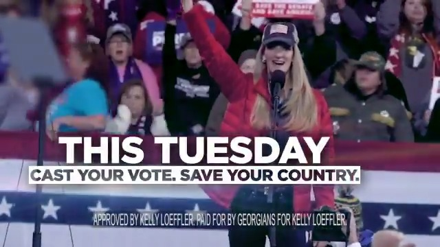 Georgia, we have a job to do TODAY.  We have to STOP socialism.  We have to PROTECT the American Dream.  We have to SAVE our country!  VOTE! #gapol #gasen