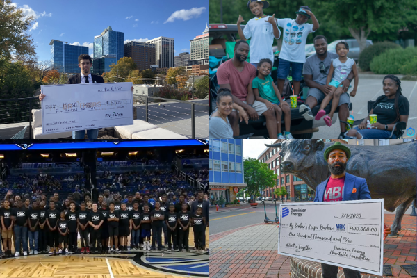 All year, we've seen MBK Communities stepping up and stepping into this moment with innovation, creativity, and endurance. Read more about some of the local funding that made their timely shifts in programmatic and organizational focus possible:
