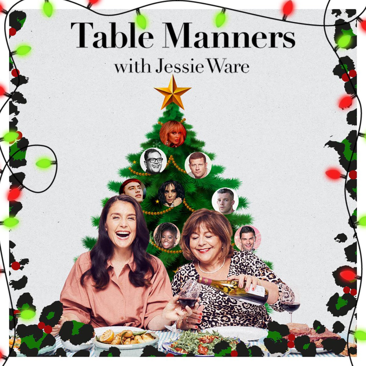 Whilst we're all unsure what day of the week it is,keep eating,drinking and being Merry..have a listen back to our Christmas Nibbles episode here-  @kylieminogue @CherylOfficial @russelltovey @alexander_olly @radioleary @claraamfo @AljazSkorjanec #AlanCarr