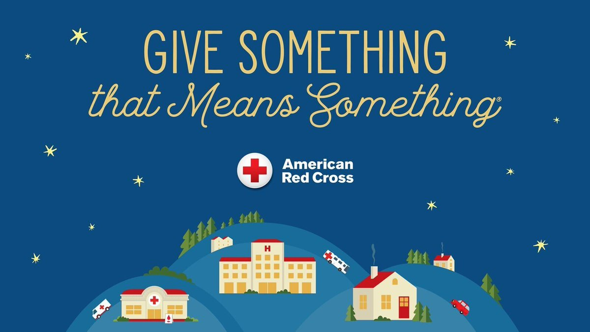 The American @RedCross and #FOXTV Stations are joining forces to raise money on behalf of those who have fallen on hard times this year. Please, donate to help those who have been affected by disasters big and small:    #GiveWithMeaning