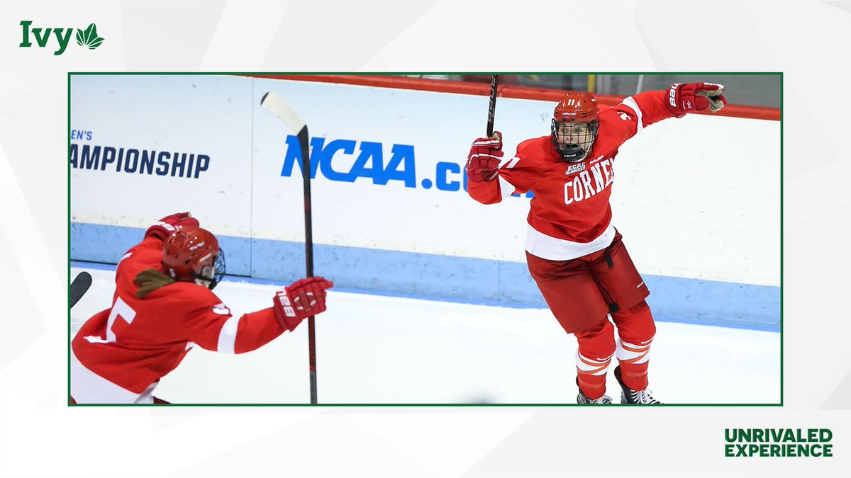 ON TO THE FROZEN FOUR.  March 16, 2019 · @CornellWHockey takes down No. 3 Northeastern, 3-2, on a Gillis Frechette goal in overtime to advance to the Frozen Four for the fourth time in program history. 🌿🏒  #UnrivaledExperience | #WINSDAY https://t.co/gDEokN6Ve0