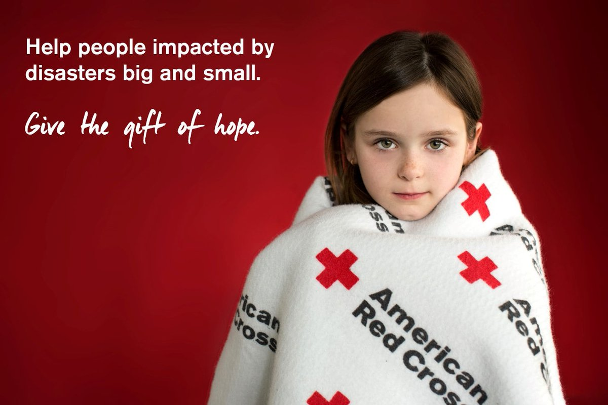 This year hasn't been easy and a lot of families still need our help. #GiveWithMeaning this holiday season where your support can help families prepare for, respond to, and recovery from disasters large and small, there is still time to help this year.