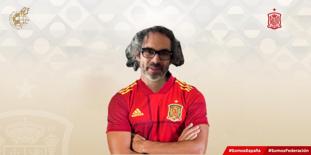 ⚠️ OFICIAL | ¡James Rhodes es convocado por  @LUISENRIQUE21 para los partidos de la Clasificación de la Copa del Mundo de Qatar!  #SomosEspaña #SomosFederación