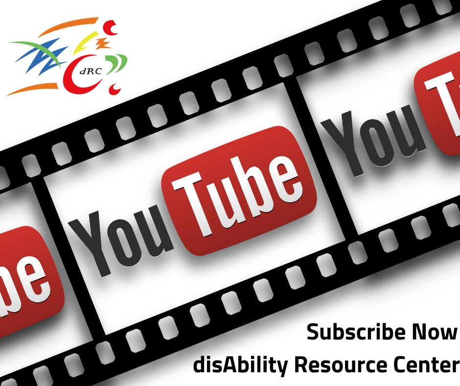 It's time to live live your way with the dRC's video series on cooking, disability advocacy, exercising, gardening, healthcare, job exploration, safety tips, and more.   #cildrc #disability #disabilities #livelifeyourway #disabilityresources