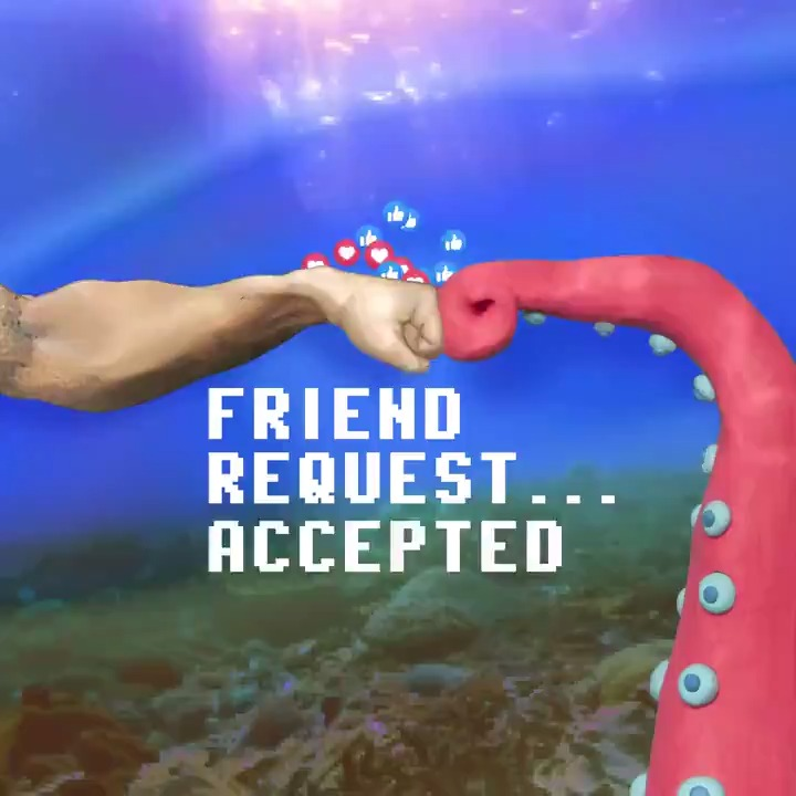 Know someone who loves octo-stuff? Invite them to go deep with our friends from Octonation-The Largest Octopus Fan Club Facebook Group. #MoreTogether