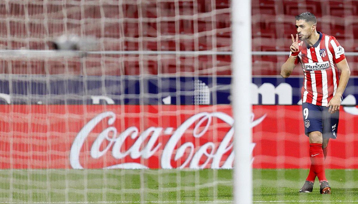 Gran victoria para cerrar el año !!!! A seguir así para conseguir los objetivos 💪💪💪👊👊👊🔴⚪️ @Atleti #siemprepositivo #grandeequipo