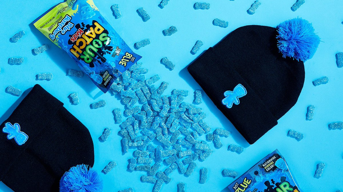 Who's so over 2020? 🙋♂ We're giving away SOUR PATCH KIDS Just Blue candy and SOUR PATCH KIDS Blue Beanies in Manhattan, Chicago, Philly, San Francisco, DC, Boston, Seattle & Detroit. Tweet #KickingThe2020Blues + #Sweepstakes for a chance to win! Rules: