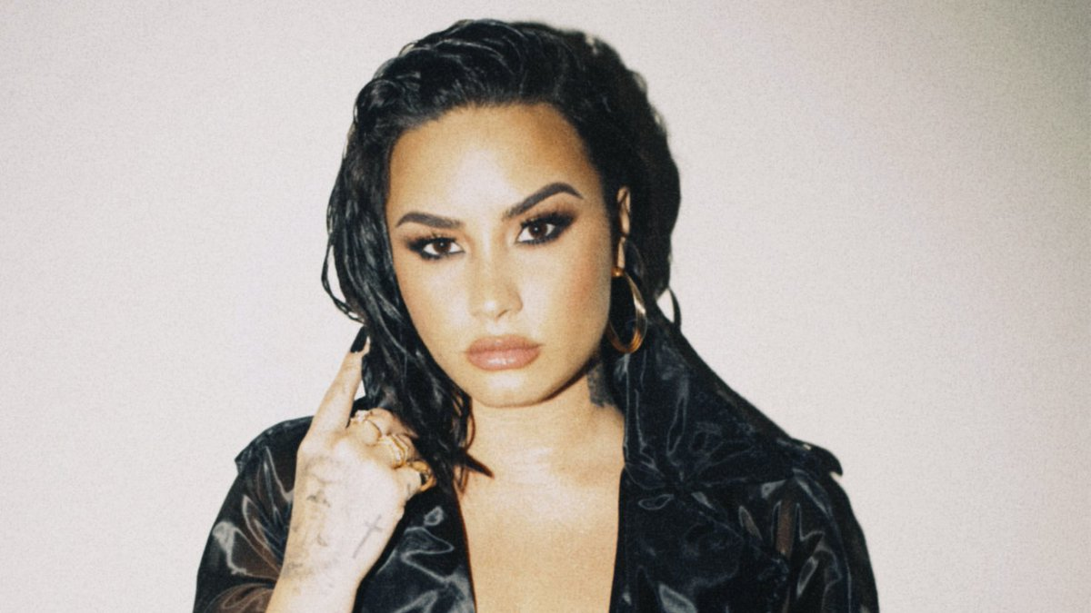 Check out #OKNotToBeOK by @ddlovato in Shazam and get up to 5 months free of @AppleMusic for new subscribers. iOS only; terms apply: