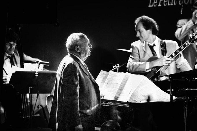 Lutto per il mondo del Jazz: morto il pianista Claude Bolling