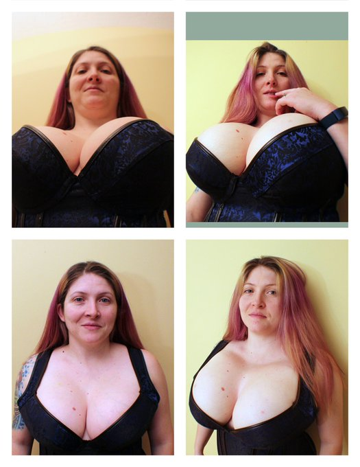 1 pic. On the left side of the first pic completely natural, on the right after saline....  Second pic