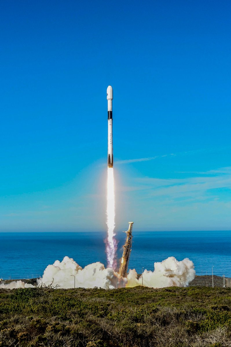 2020 Mission Memories: #SeeingTheSeas 🌊  Just a few months ago we launched @NASA and @esa's Sentinel-6 Michael Freilich ocean-monitoring satellite. Follow the mission as it orbits our planet ➡️