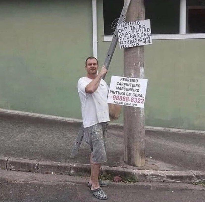 Replying to @FotosDeFatos: Gentileza: Em vez de criticar, seja gentil e ajude da forma que você puder.  Brasil, 2020.