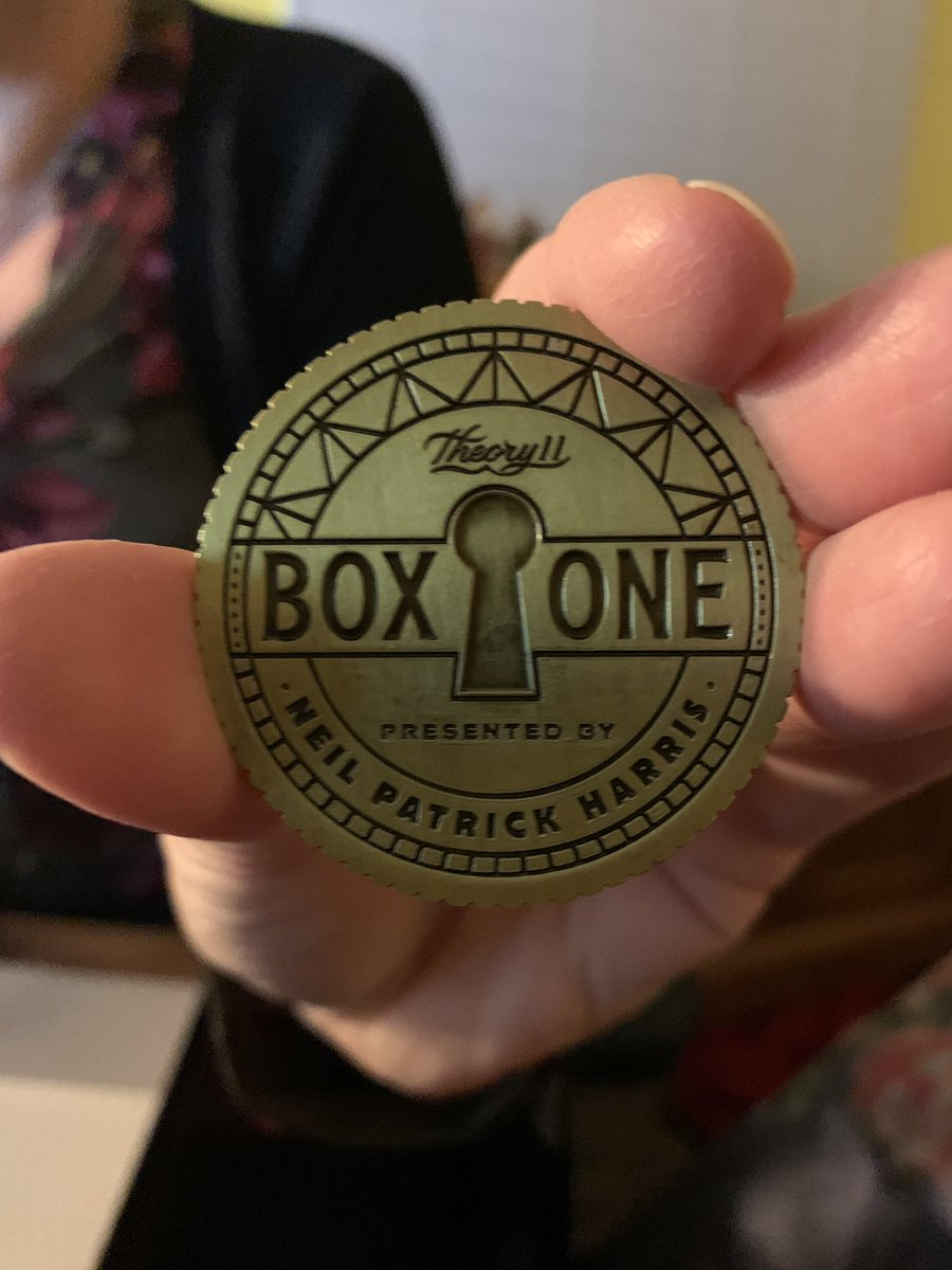Completed #BoxONE challenge from @ActuallyNPH and @Theory11 with a little help from @NptConor and @CoachJimmyJim Definitely recommend!