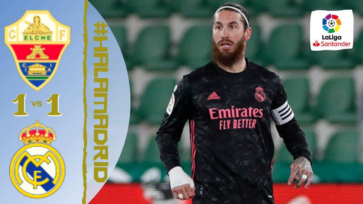 #QuemAvisaAmigoÉ #ElcheRealMadrid #CRF #RealMadrid #HalaMadrid #Zidane #FIFA21 #RMLiga #RMUCL #LaLigaSantander #PremierLeagueNaESPN #Covid19 #Pfizer #Moderna #VacinaOxford #Liverpool #Hazard ELCHE 1X1 REAL MADRID LA LIGA 30/12/2020 SHO...  via @YouTube