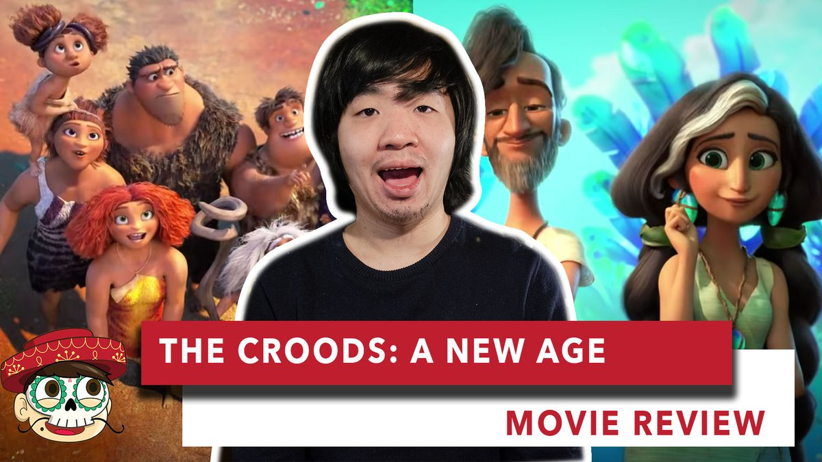 ⭐ IT'S MY FINAL VIDEO FOR 2020! ⭐ I reviewed DreamWorks Animation's The Croods: A New Age!   How is this new adventure? Was it funny? 😂 Was the animation fantastic? What were my favorite scenes?  #CroodsANewAge #DreamWorksAnimation