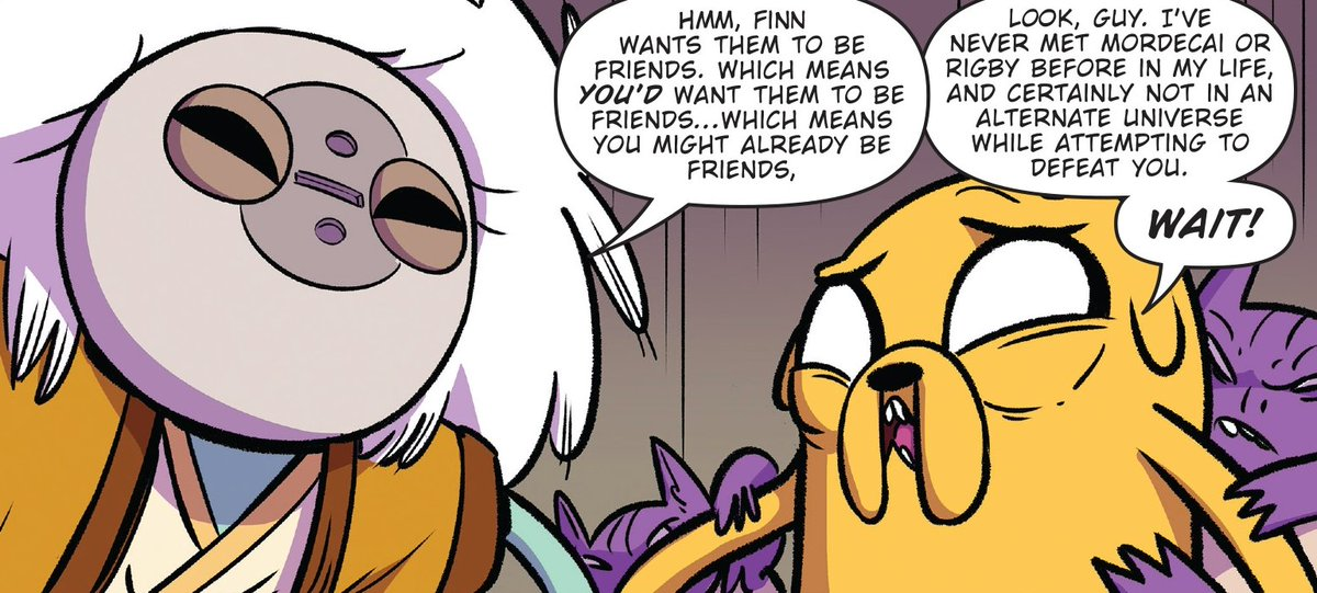 Adventure Time Comics (@ATComicsDaily) on Twitter photo 2021-01-19 06:03:00