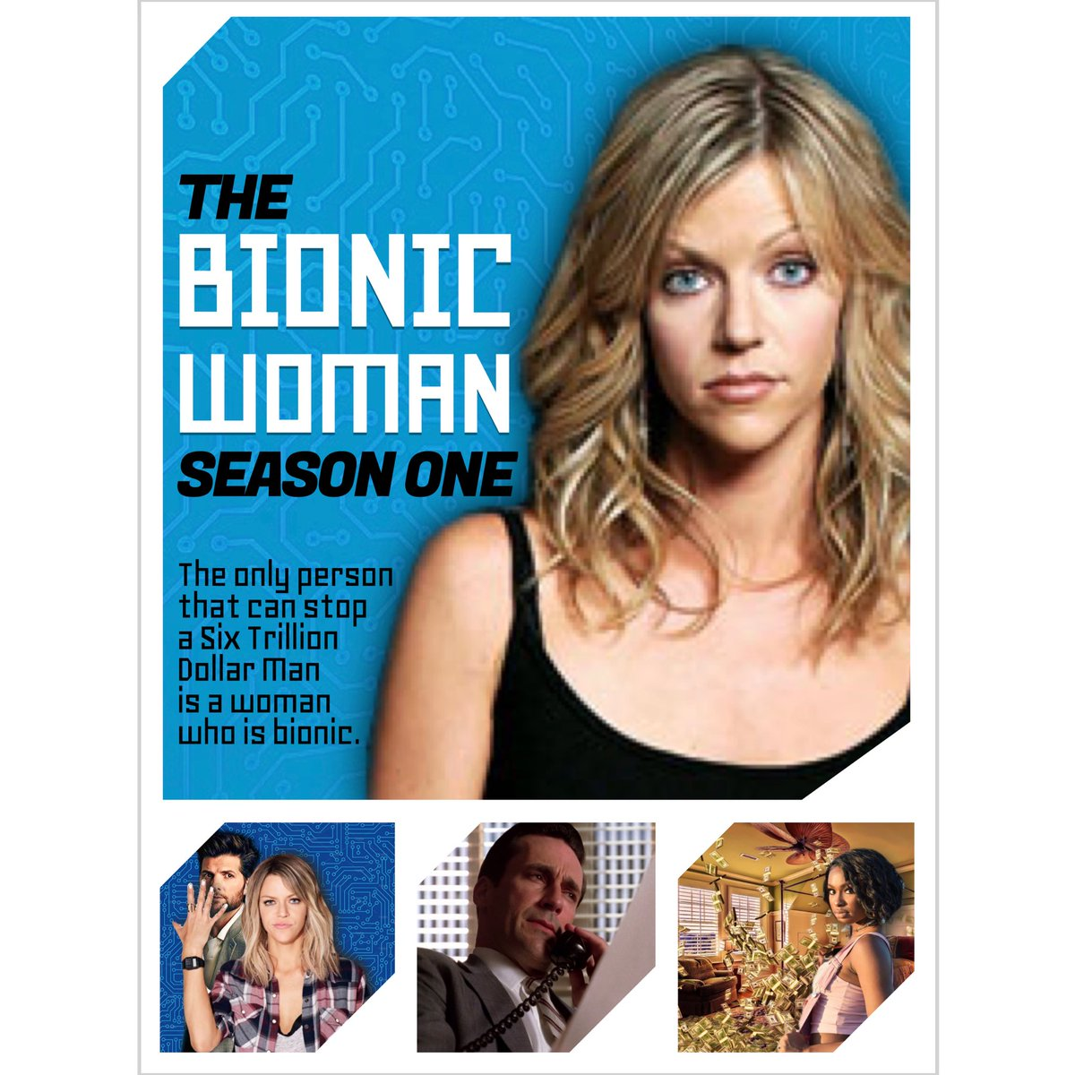 Are you guys watching this? #BionicWoman