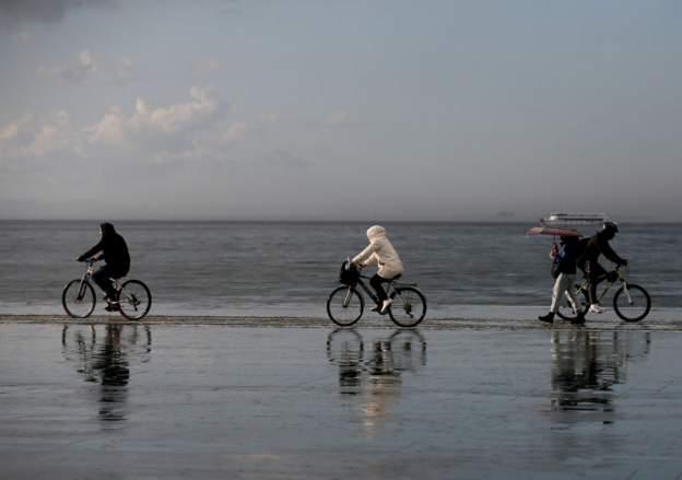 Replying to @bbcturkce: Meteoroloji'den sağanak yağış ve rüzgar uyarısı