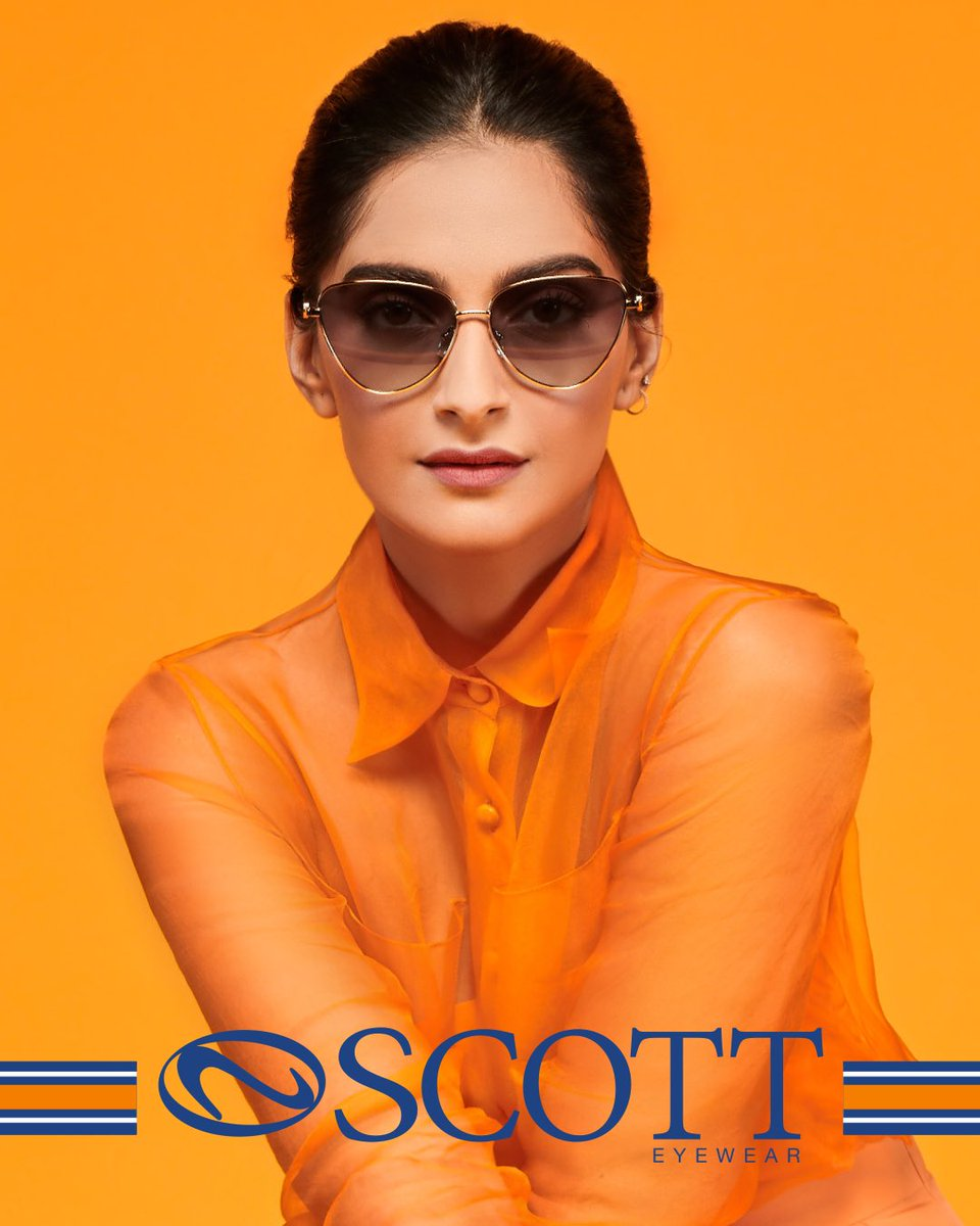 Hit the streets with a new and Stylish YOU.  Raise your Glam quotient with my Signature Collection @ScottEyewear   #scotteyewearxAKSK #AnilKapoor #SonamKapoor #SignatureLine #AKSK #sonamstyle #aw20 #statementstyle #style #fashion #sunglasses #scottlove #scotted #scottsunnies