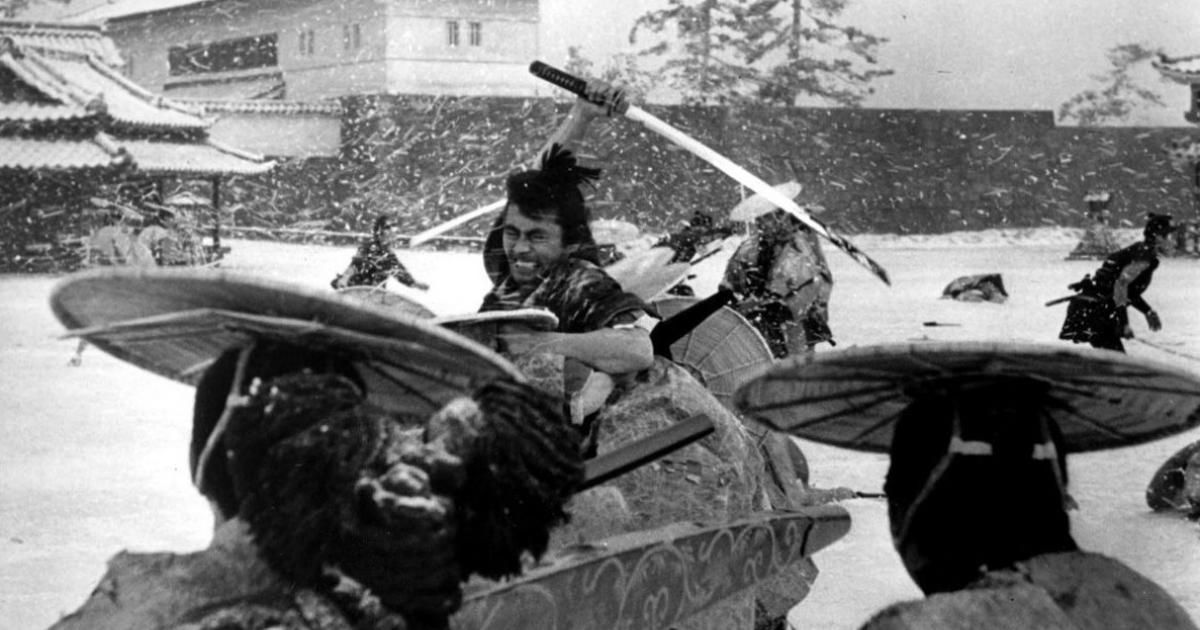From Kwaidan to Lady Snowblood, Japanese cinema offers many of film history's most memorably snowscapes #BFIatHome