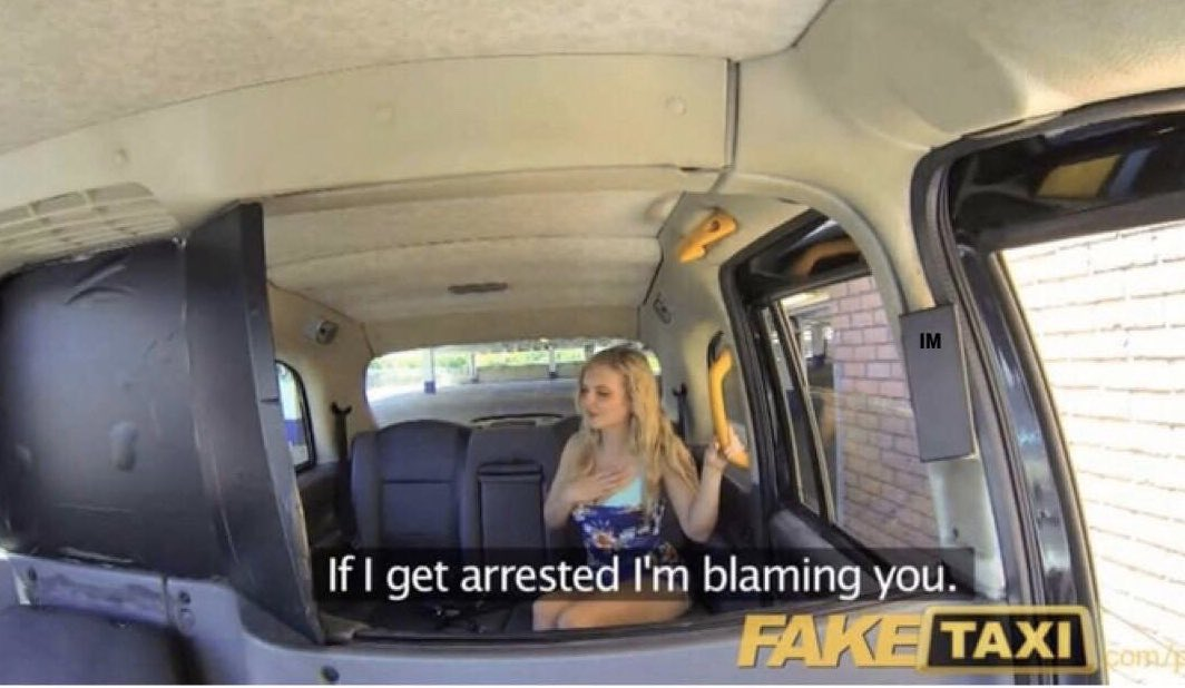 Twitter fake taxi FakeTaxi Funnies